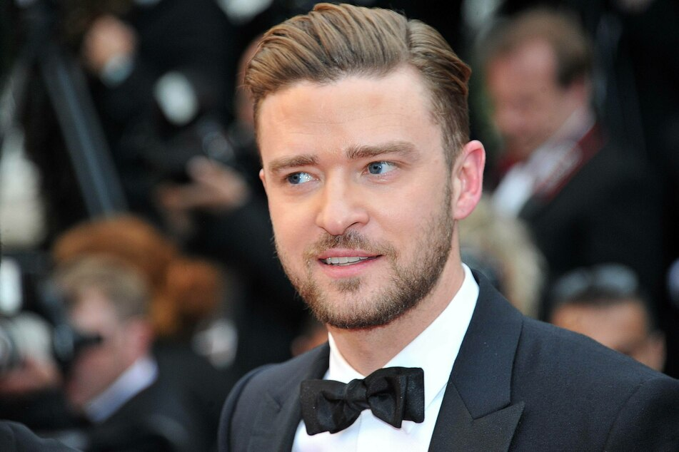Pop star and Hollywood actor Justin Timberlake.