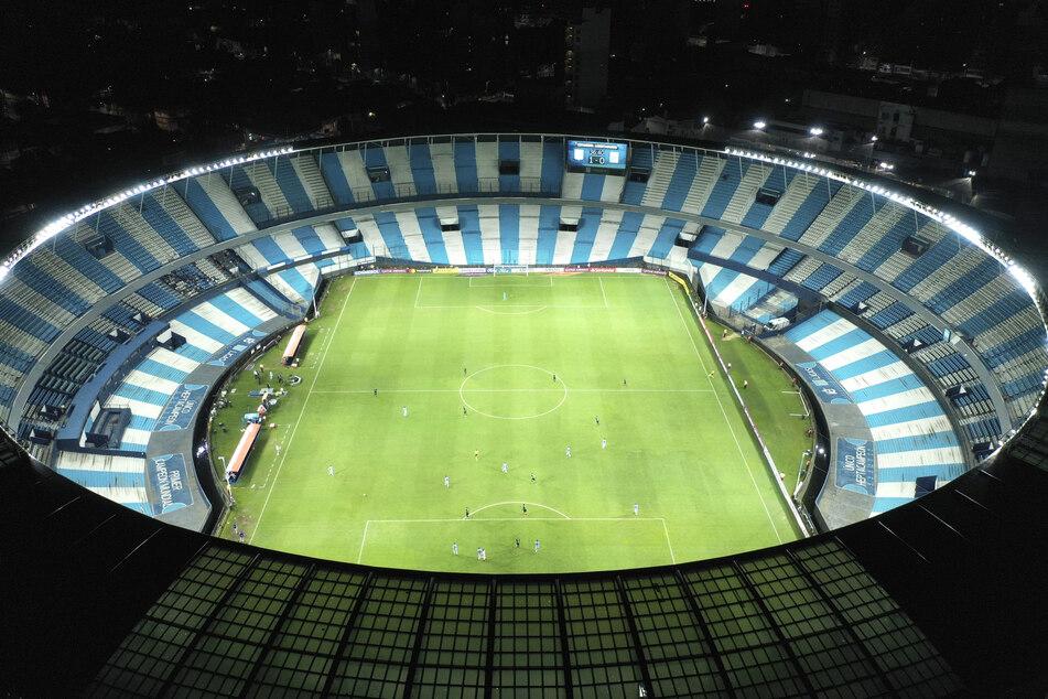 Das Estadio Presidente Peron in Buenos Aires: Endlich steht fest, wann die Copa América nachgeholt wird.