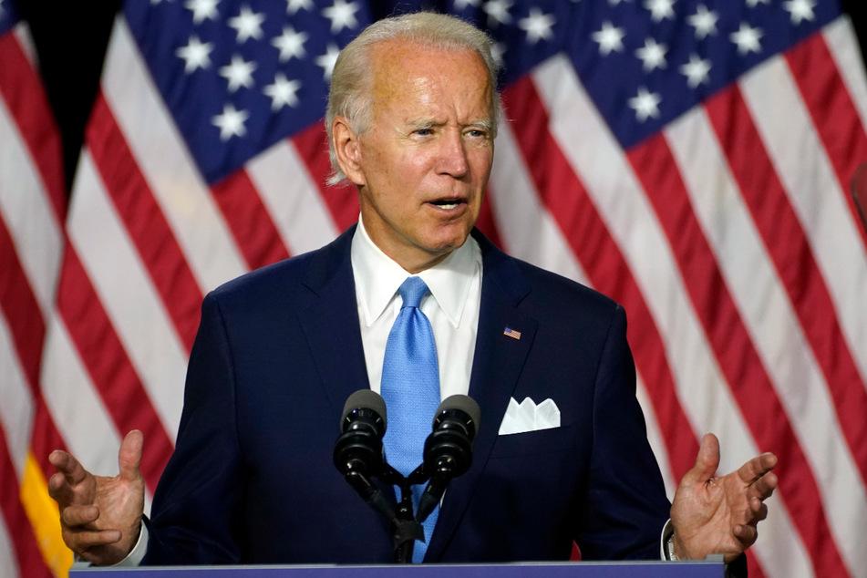 Joe Biden (77), designierter Präsidentschaftskandidat der US-Demokraten, zieht mit der kalifornischen Senatorin Kamala Harris als Vizepräsidentschaftskandidatin in die Wahl gegen Amtsinhaber Trump.