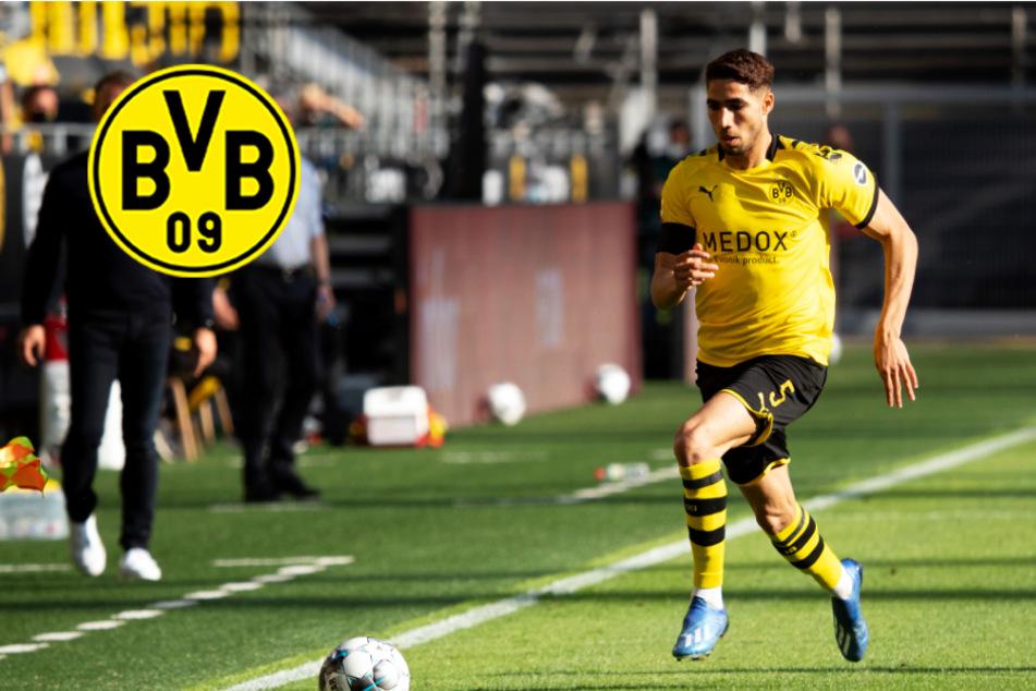 Ex-BVB-Star Hakimi: Deshalb kehrte er nicht zu Real Madrid zurück