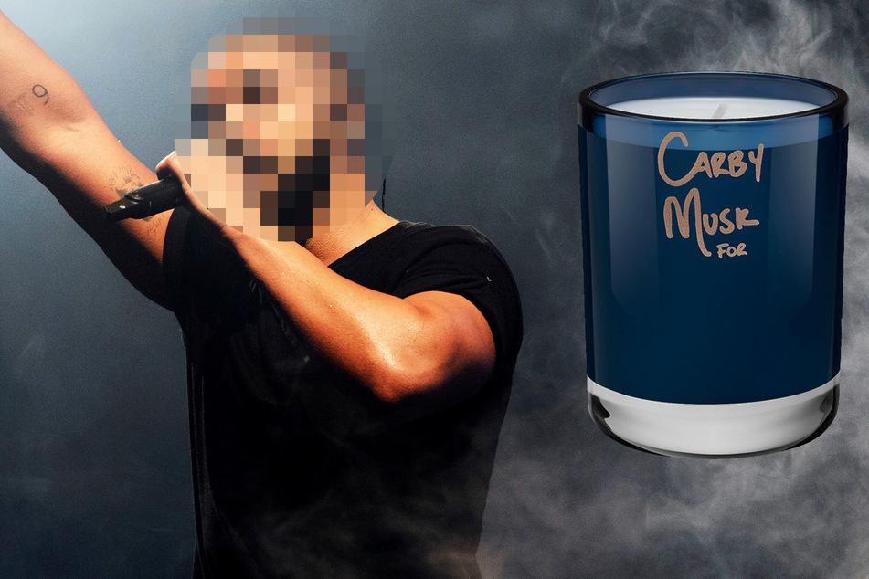 Rap-Star bringt Duftkerze raus: Sie kostet mehr als 60 Euro!
