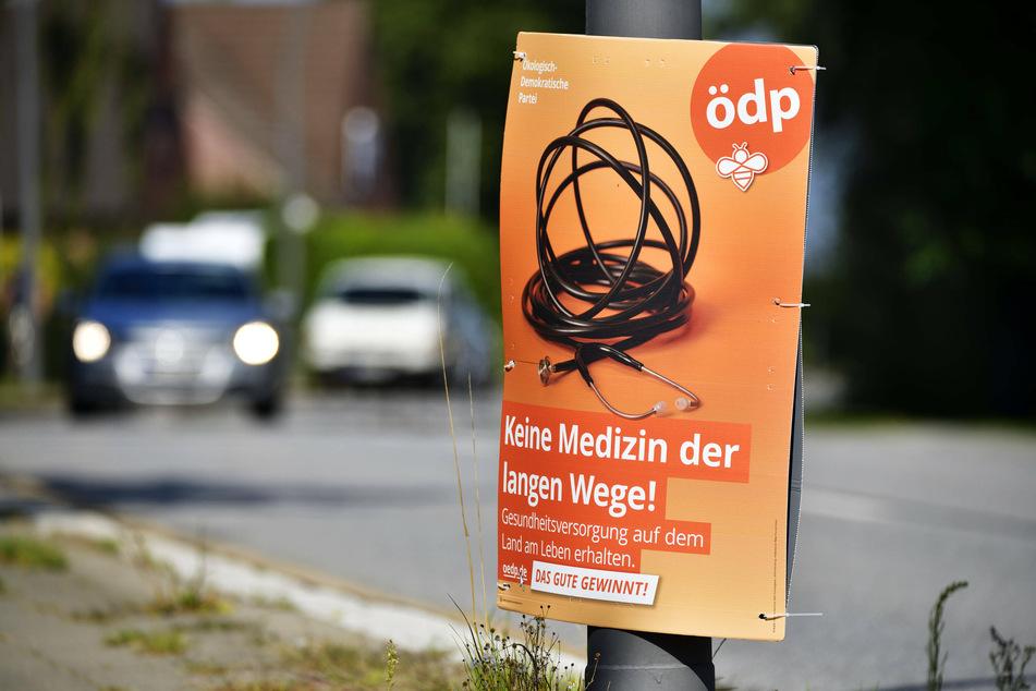 Die ÖDP definiert sich als die ökologisch-soziale Partei der politischen Mitte.