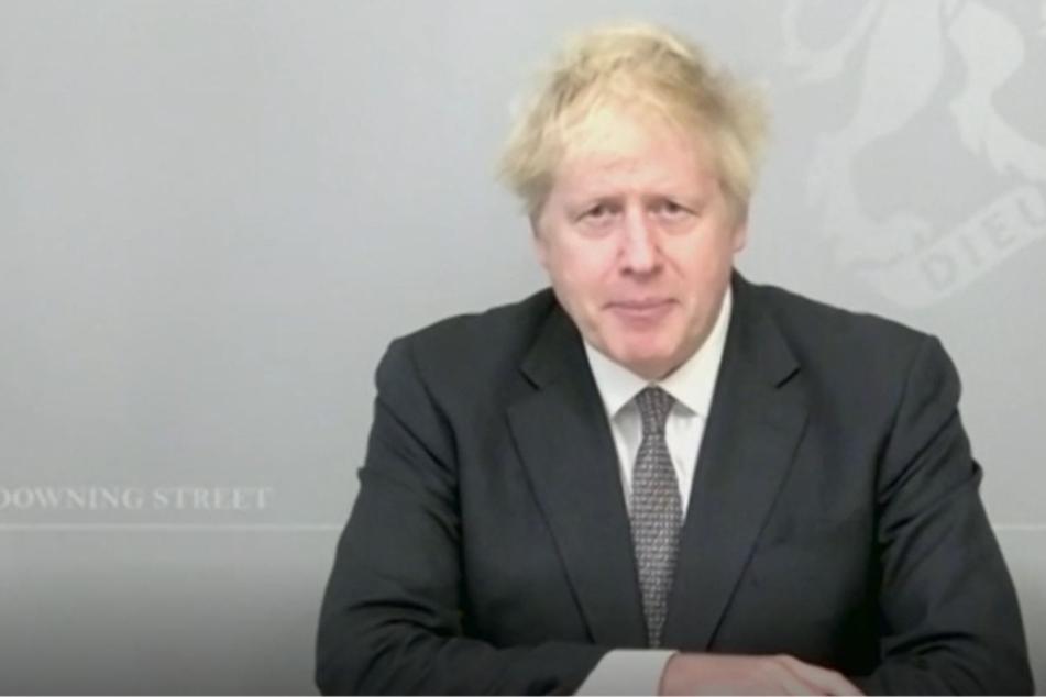Boris Johnson mächtig unter Druck, doch der Premier hat einen Corona-Plan für Weihnachten
