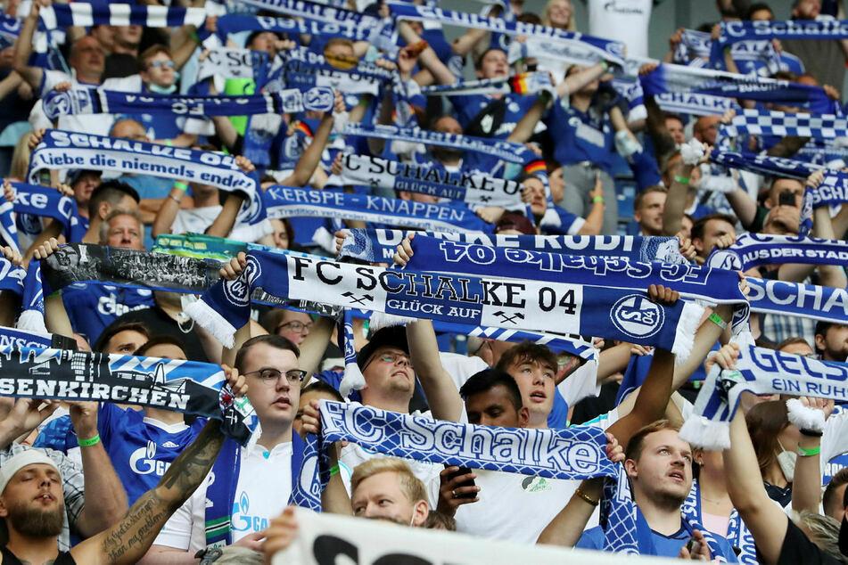 Gegen Aue im August durfte Schalke nur etwas mehr als 20.000 Fans in die Arena lassen. Gegen Dynamo wird es richtig voll werden.