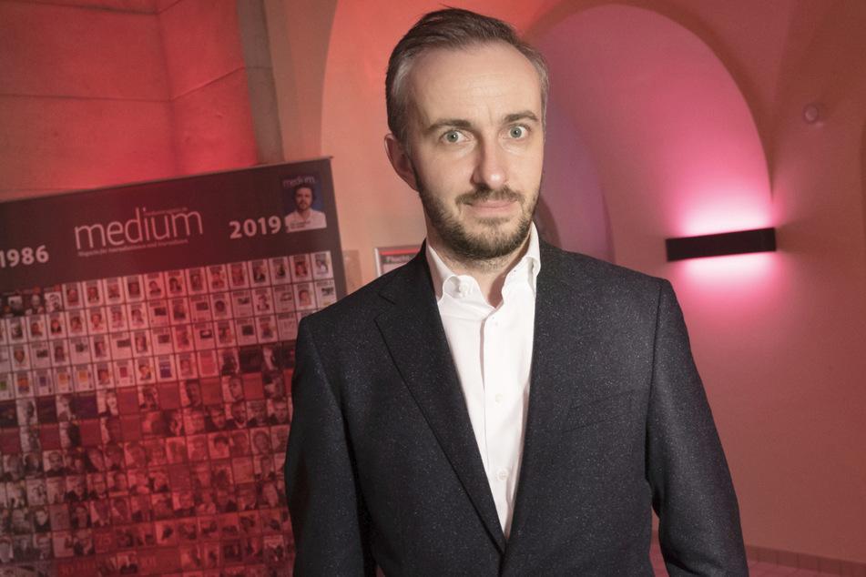 """Er """"roch so unseriös!"""": Darum schoss Böhmermann kein Foto mit dem Finanzminister"""