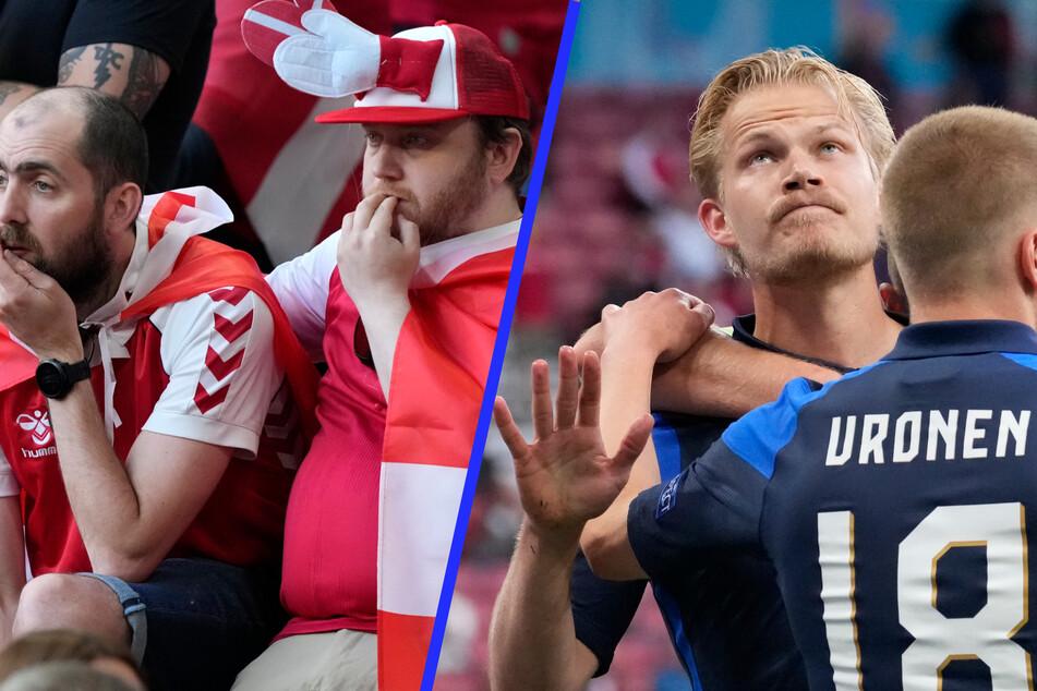 Dänemark verliert nach Eriksen-Drama! Höjbjerg vergibt Elfmeter, Pohjanpalo mit Siegtor