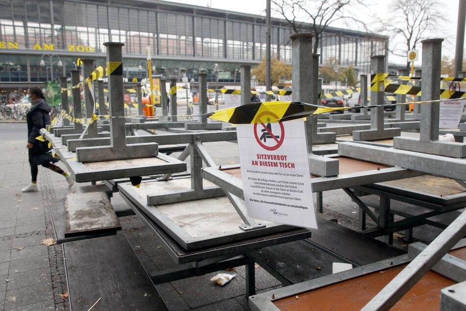 Lockdown-Verlängerung bis kurz vor Weihnachten geplant