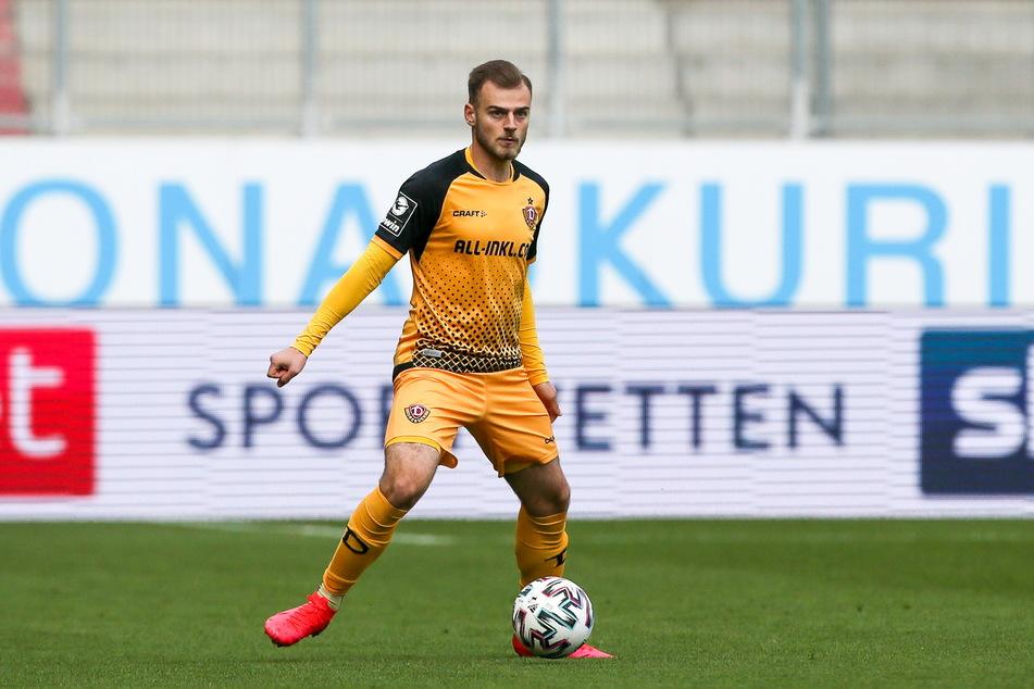 Max Kulke war seit seiner Roten Karte in Ingolstadt außen vor, könnte jetzt aber eine neue Chance wittern.