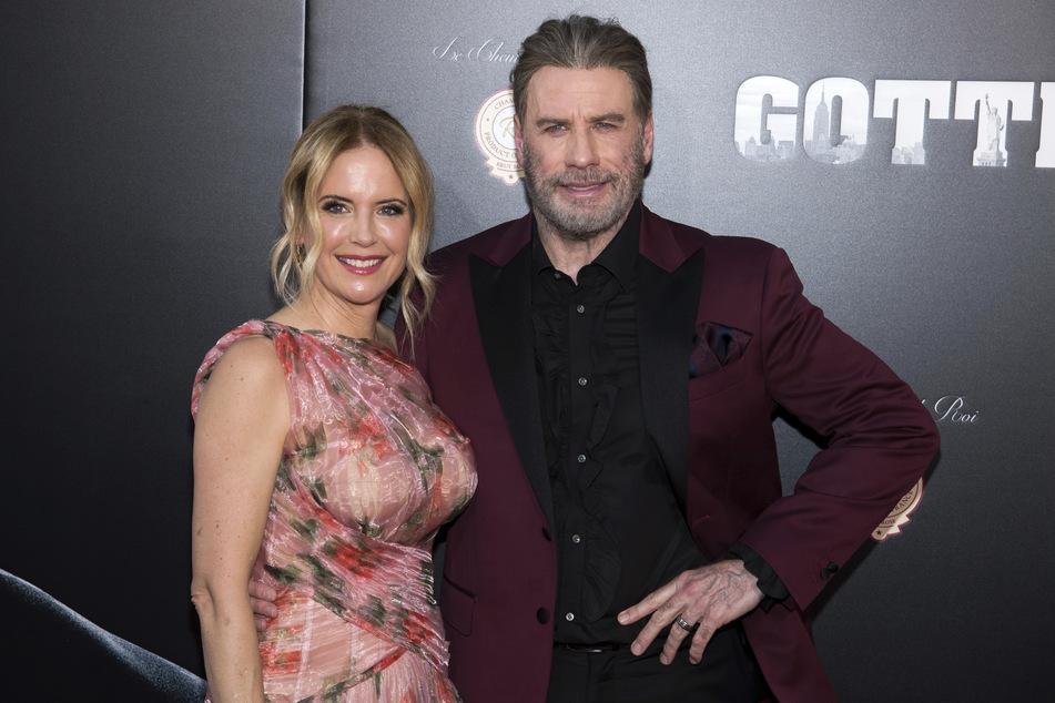 John Travolta feierte in diesem Jahr das erste Weihnachten ohne seine verstorbene Frau.