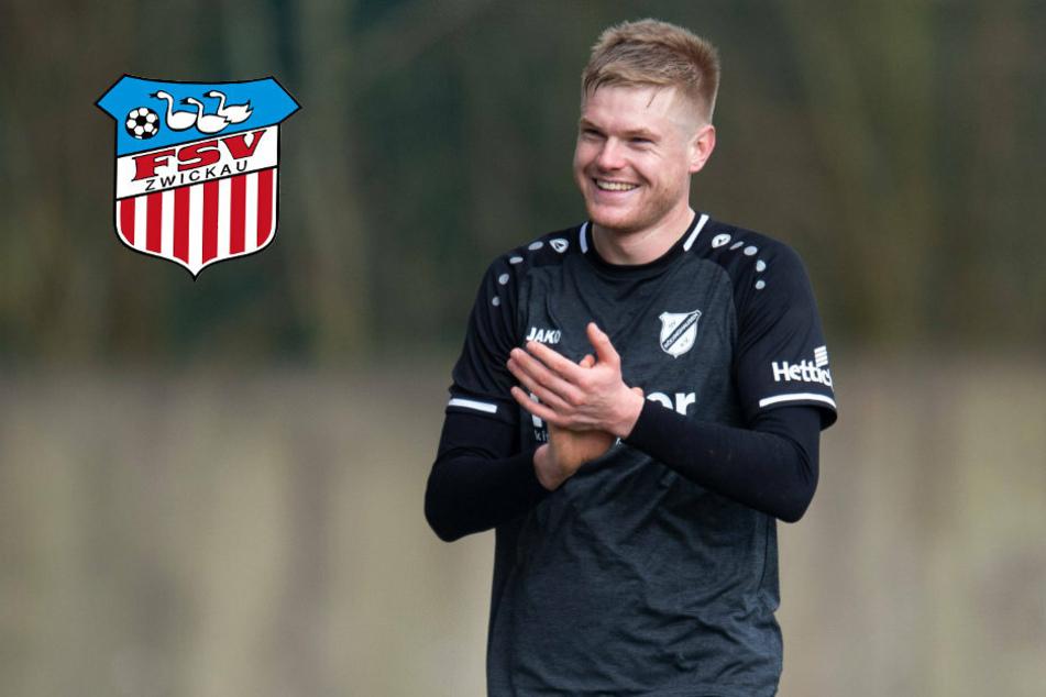 Zuletzt in Schottland aktiv: FSV Zwickau verpflichtet Stürmer Lokotsch