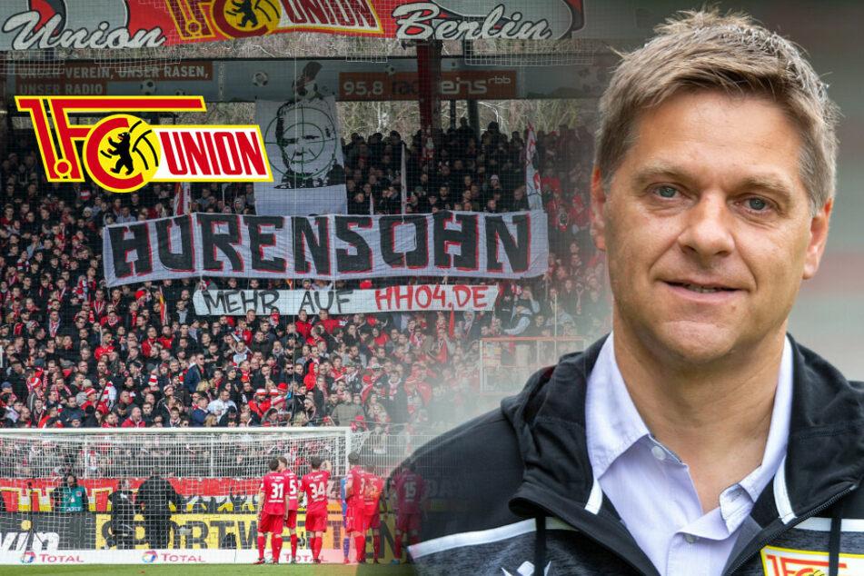 """""""Auch Ultras gehören dazu"""": Union-Boss Ruhnert kritisiert DFB"""