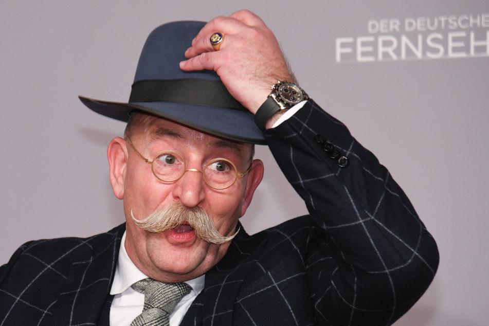 """Horst Lichter (59) hat sicherlich für viele Fans von """"Bares für Rares"""" Kult-Status erreicht."""