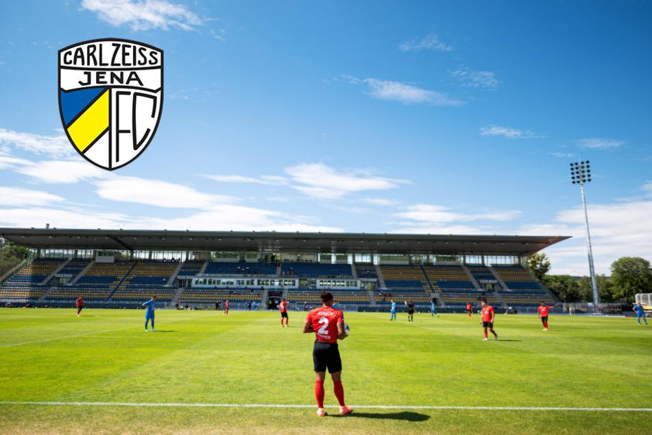 Dürfen jetzt auch Zuschauer rein? FC Carl Zeiss Jena bereit für Pokal und Aufstieg