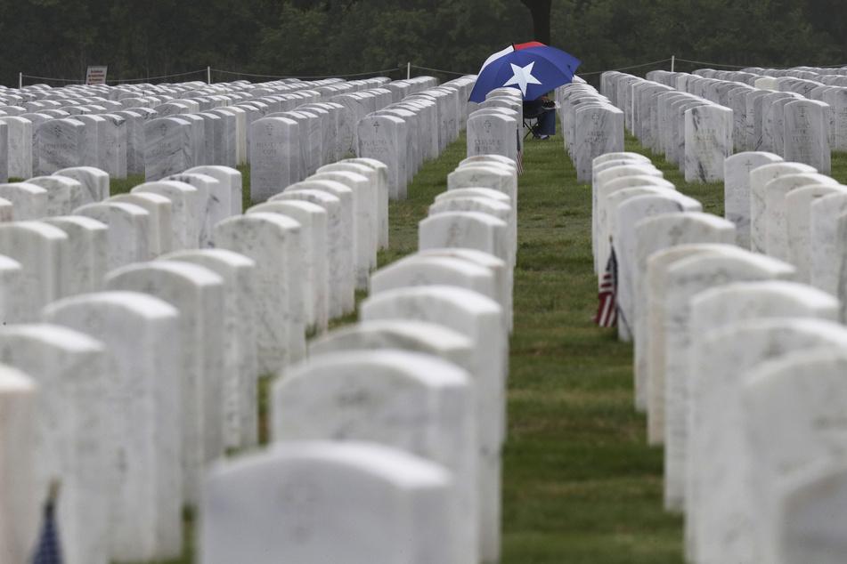 Die Anzahl der Todesfälle in den USA wächst.
