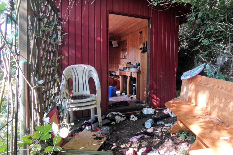 Polizisten bedroht und entwaffnet: Polizei prüft mögliches Manifest des Flüchtigen