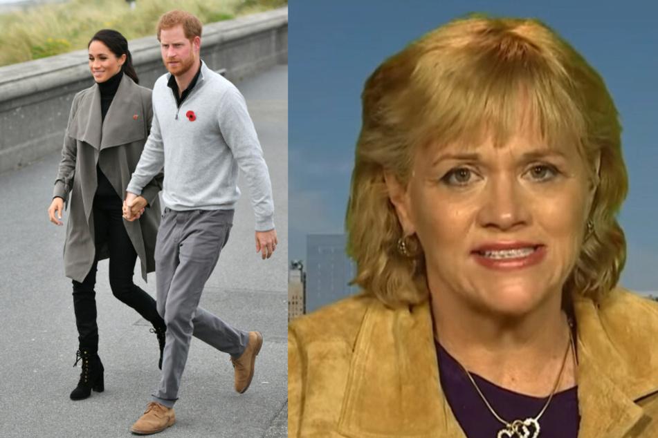 """""""Egoistisch und grausam"""": Halbschwester stichelt erneut gegen Meghan und Harry"""
