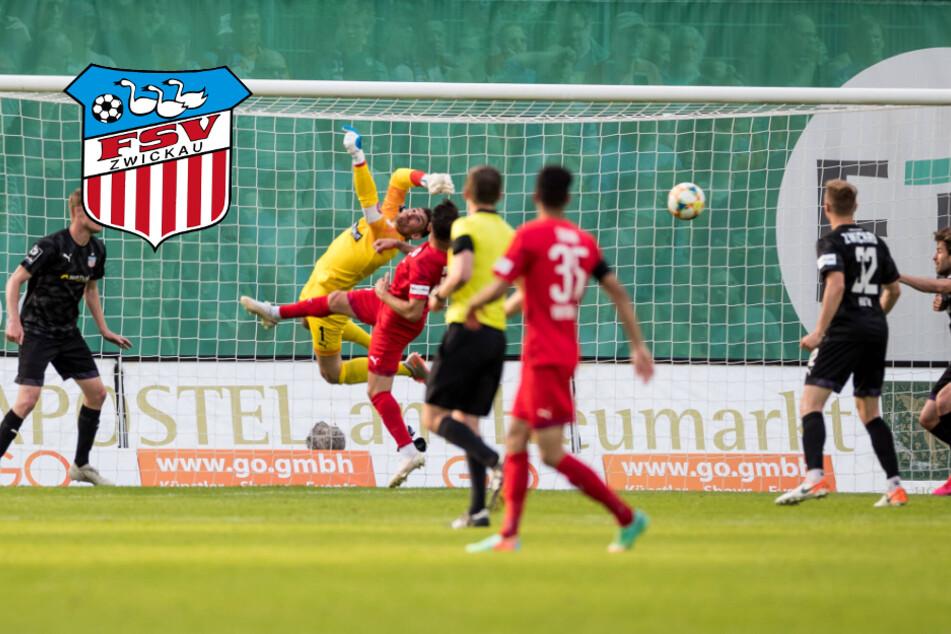 Bittere Niederlage! FSV Zwickau verliert klar gegen Viktoria Köln