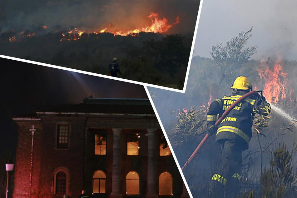 Verheerende Brände in Südafrikas Metropolen - weiterhin keine Entwarnung!