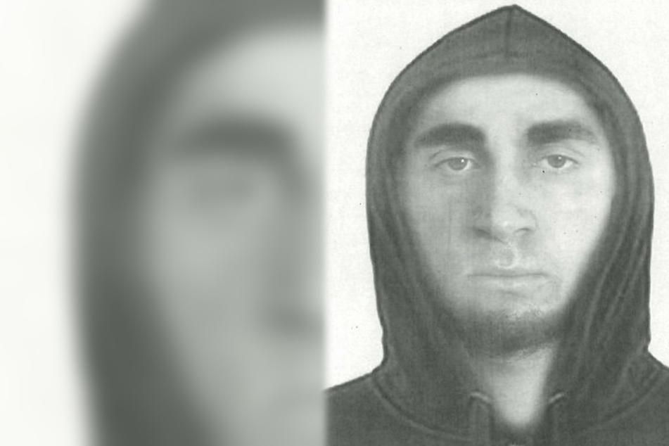 Taxifahrerin überfallen und mit Messer verletzt: Wer erkennt diesen Mann?