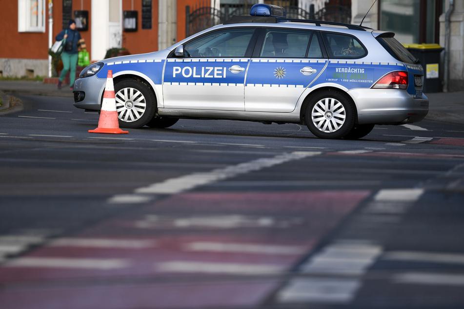Leipzig: Rowdy-Opa (91) baut zwei Unfälle und wird dann schwer verletzt gestoppt