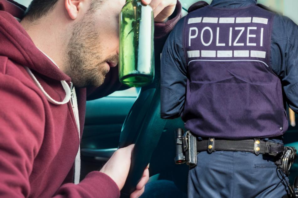 Polizist wird im Vollsuff am Steuer erwischt: Präsidium will ihn zum Psychiater schicken