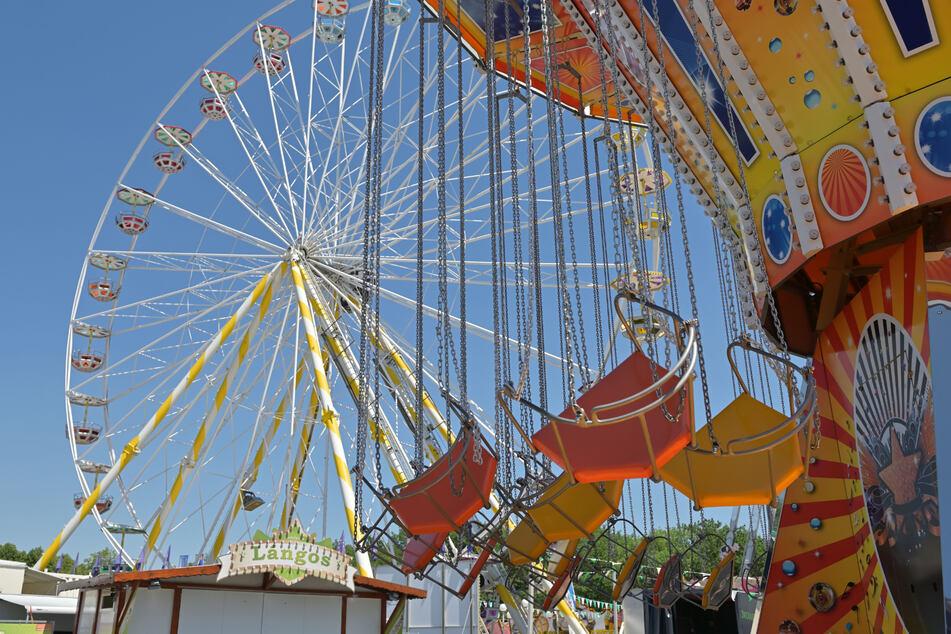 Endlich wieder auf ein Volksfest gehen - das ist im Oktober in Burgstädt scheinbar möglich.