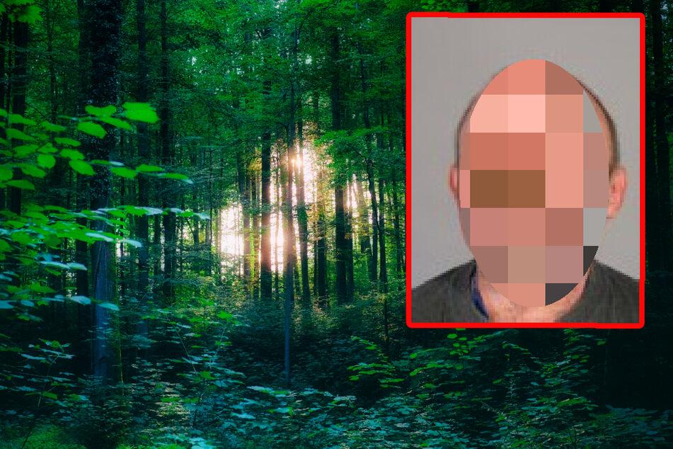 Polizei findet Leichenteile in Wald: Der Tote wird seit Jahren vermisst!