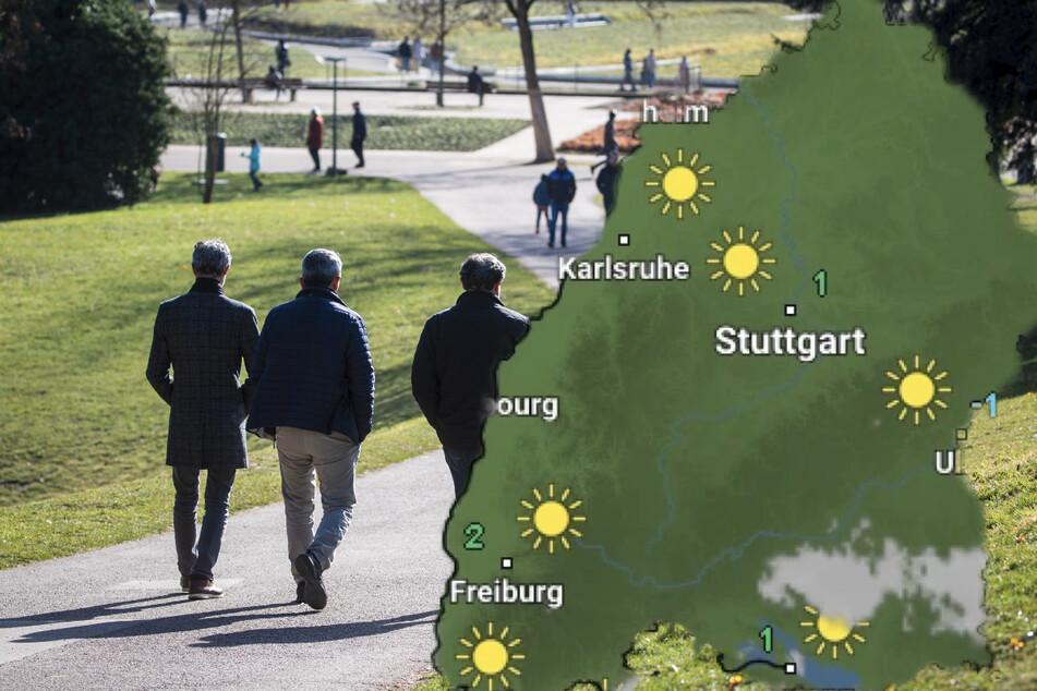 Sonnenbrille raus! Dieses Wetter wartet auf die Baden-Württemberger