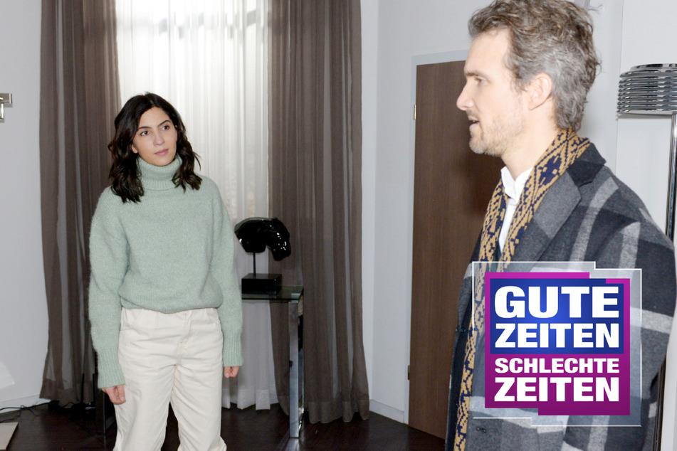 GZSZ: Schock für GZSZ-Laura: Ist sie schwanger von Felix?