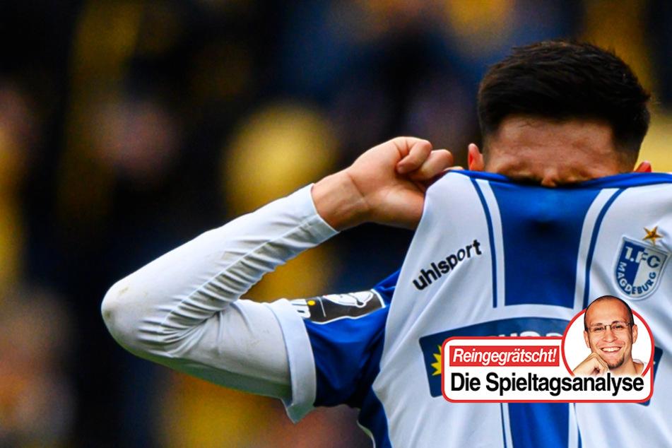 Fußball-Kolumne: 1. FC Magdeburg verkorkst Start und steckt im Keller fest!
