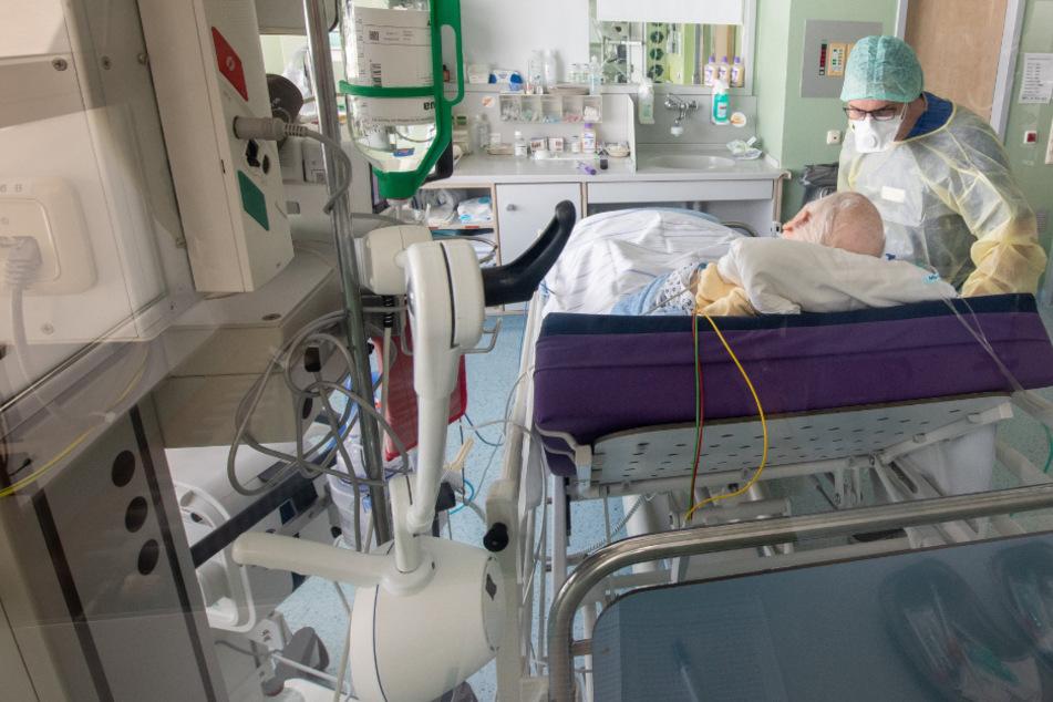 Die Baden-Württembergische Krankenhausgesellschaft (BWKG) fordert von Bund und Land mehr finanzielle Hilfe zur Bereitstellung von Intensivbetten.