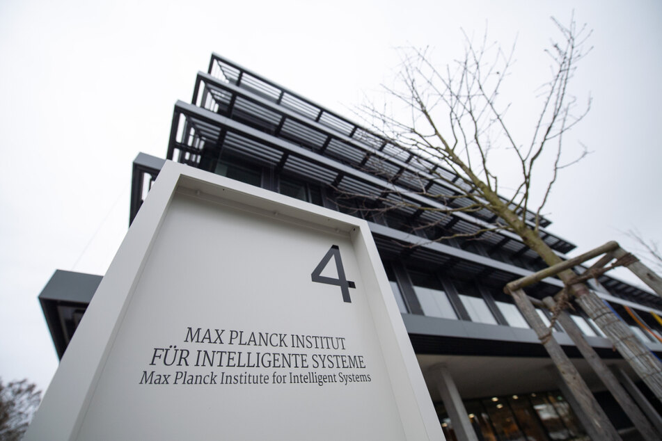 Das Max-Planck-Institut für Intelligente Systeme in Tübingen. (Archiv)