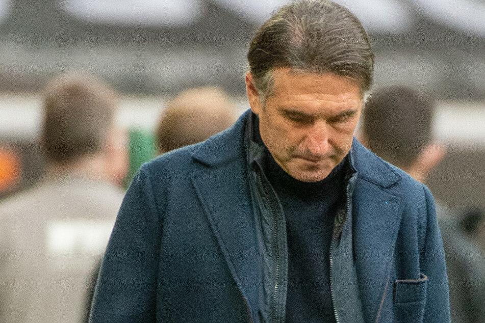 Bruno Labbadia muss während der Länderspielpause auf 13 Spieler verzichten.