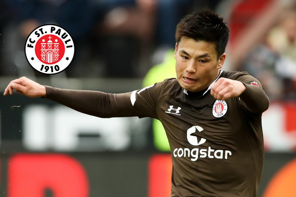 Abstiegssorgen beim FC St. Pauli und nun ist auch noch Miyaichi verletzt