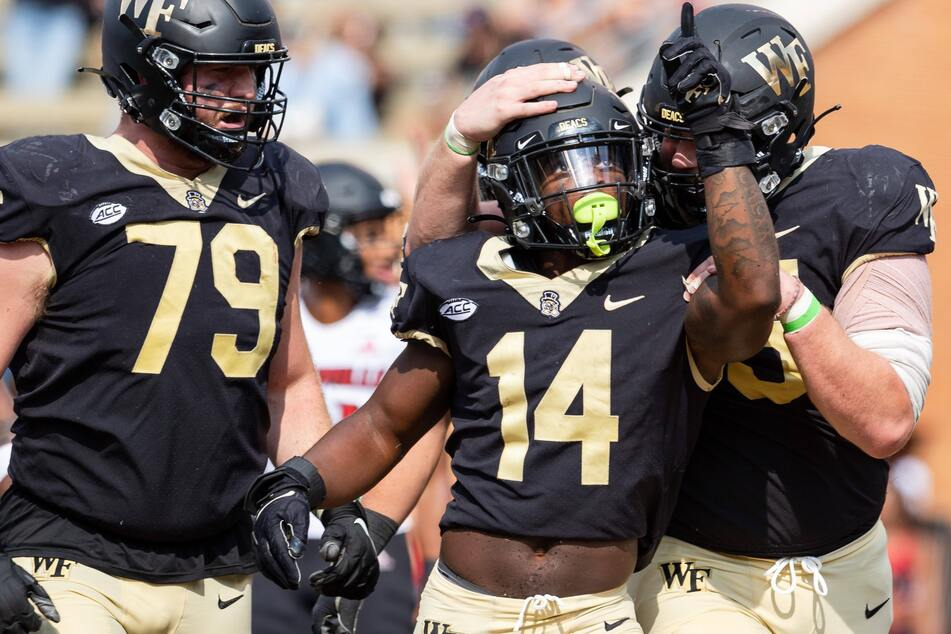 NCAA Football: Wake Forest and Army clash in a mega-scoring battle