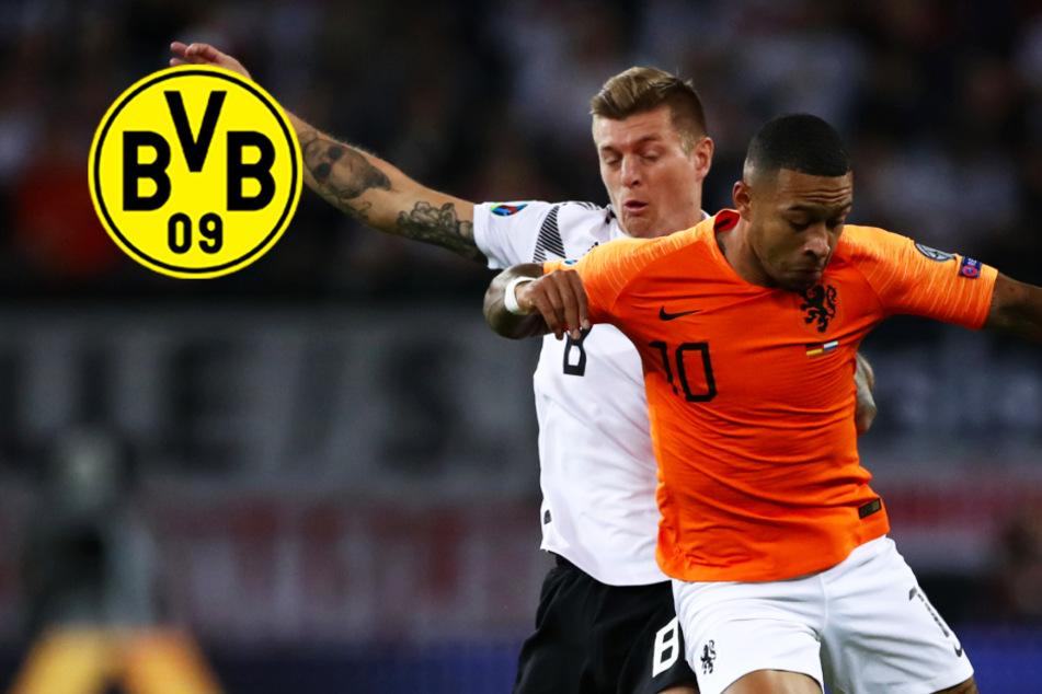 BVB vor Transferkracher? Kommt Niederlande-Star als Nachfolger für Sancho?