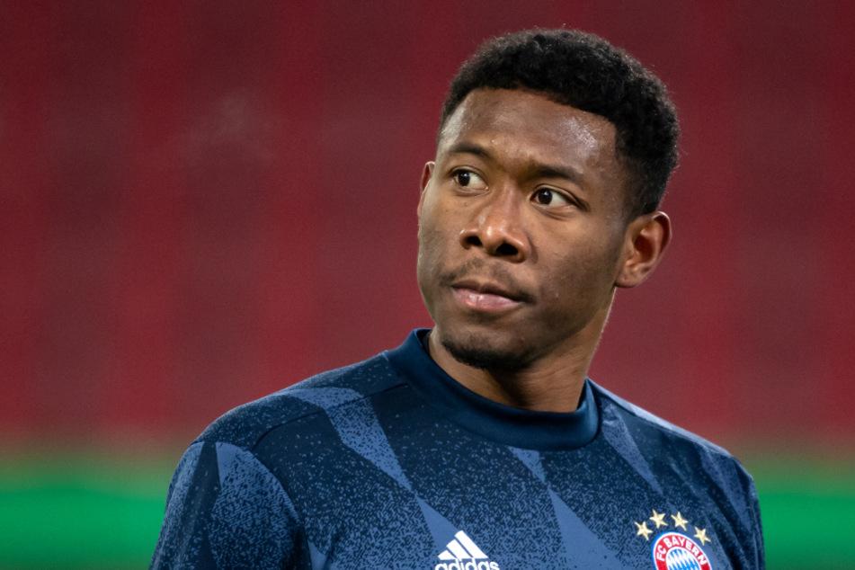 David Alaba (28) wird den FC Bayern Münche im Sommer verlassen.