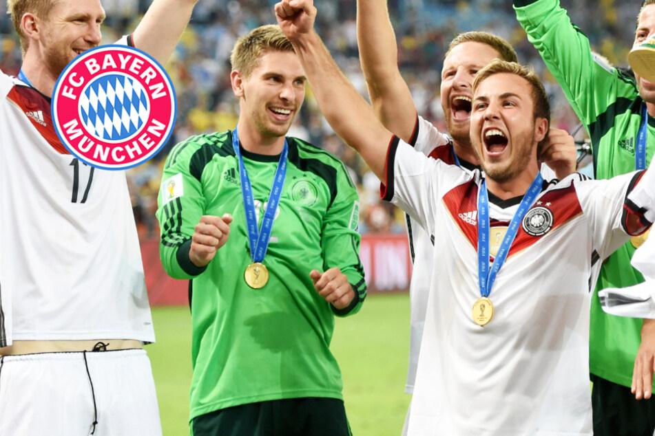 Überraschung beim FC Bayern: Weltmeister von 2014 als Sommer-Schnäppchen?