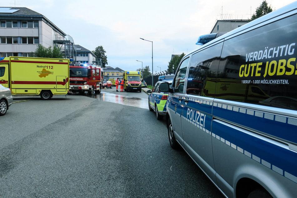 Mehrere Verletzte bei Brand in Asylbewohnerheim