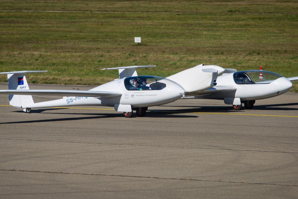 Neue Version von alternativ angetriebenem Flieger wird vorgestellt