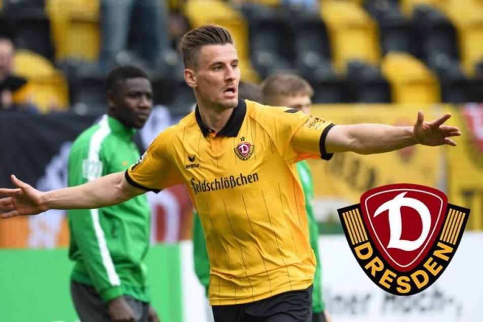 Vom Fan zum Matchwinner: Dynamo feiert Kutschke