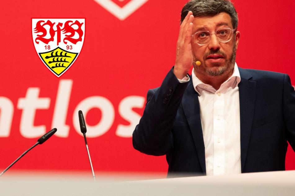 VfB macht 2019 fast 900.000 Euro Miese, Streit mit IT-Firma geht weiter