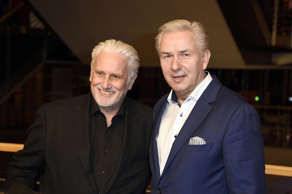Klaus Wowereits (66, r.) Partner Jörn Kubicki ist mit 54 Jahren gestorben.