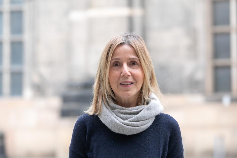 Karin Bernhardt (59), Sprecherin des Landesumweltamtes, bestätigt die Wolfs-Sichtungen im Westerzgebirge.