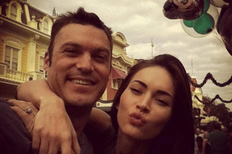Ein Bild aus glücklicheren Tagen: die Schauspieler Brian Austin Green (46) und Megan Fox (33).