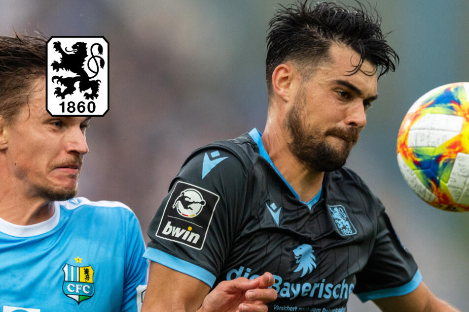 Hiobsbotschaft für den TSV 1860 München: Aaron Berzel fehlt den Löwen lange