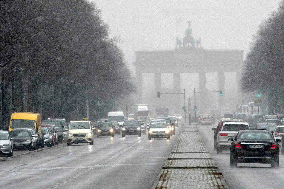 Wetter in Berlin und Brandenburg: Schnee an Neujahr!