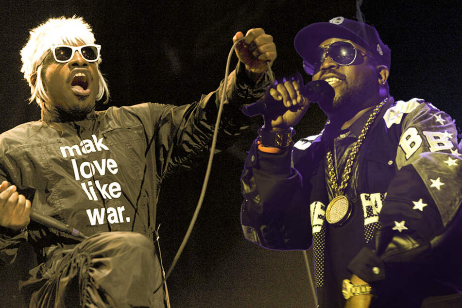 Blast from the past! Outkast drops trippy new video and galactic game