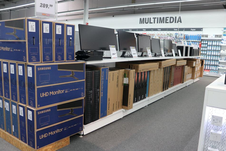 MEDIMAX startet Lagerverkauf und gibt Rabatte von bis zu 50%