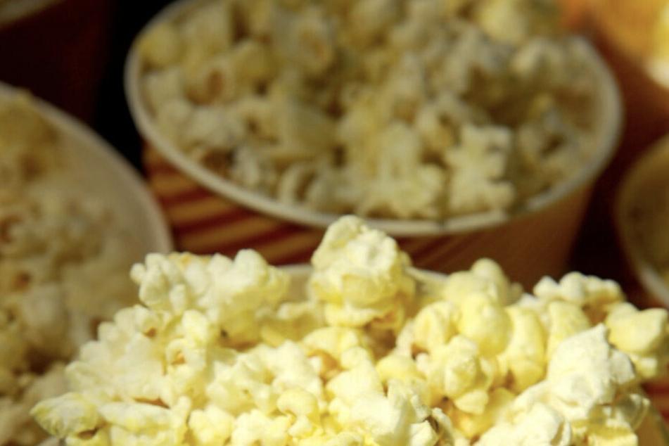 Auf waschechtes Popcorn aus dem Kino müsst Ihr während des Lockdowns nicht verzichten. (Symbolbild)